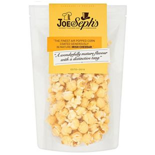 Joe & Seph's, Popcorn, with Cheddar Cheese, 70 g