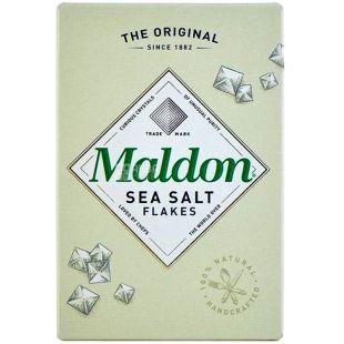 Maldon, sea salt with flakes, 250 g