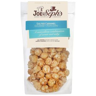 Joe & Seph's, Popcorn with Salted Caramel, 80 g