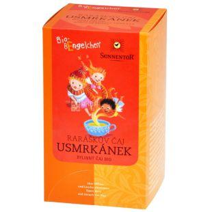 Sonnentor Usmrkánek, 1 пак. *20 г, Дерзкий ангелок, Чай Соннентор, травяной для детей