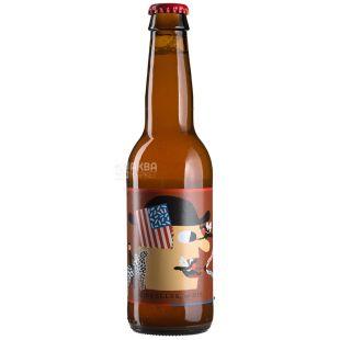 American Dream, Mikkeller, Пиво світле лагер, 0,33 л