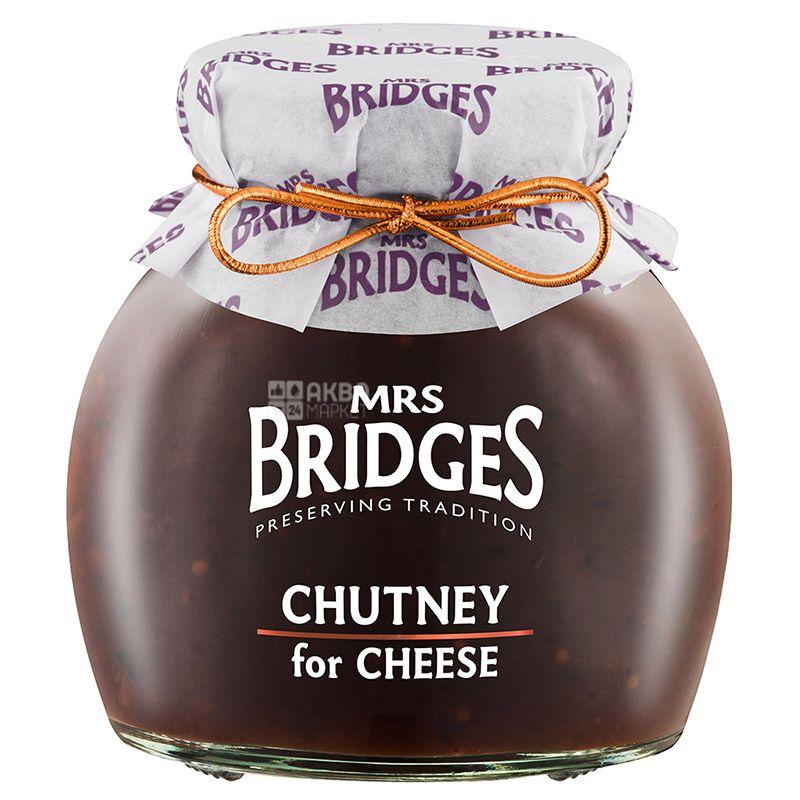 Mrs Bridges, Чатни к сыру, 300 г