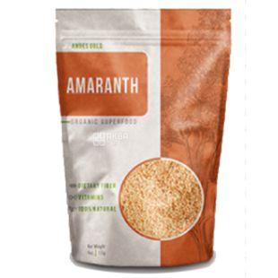Andes Alimentos & Bebidas, Amaranth, Organic, 500 g