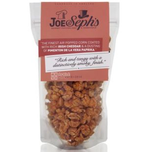 Joe & Seph's, Popcorn, with Smoked Paprika and Cheddar Cheese, 70 g