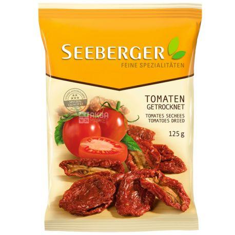 Seeberger, Томаты сушеные с морской солью,125 г