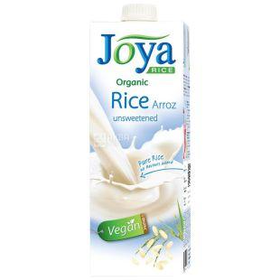 Joya Rice Organic, 1 л, Джоя, Рисовое молоко, органическое