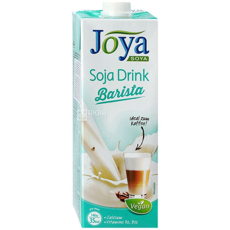 Joya, Напиток соевый Бариста, 1 л