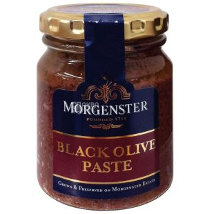 Morgenster, Паста из черных оливок, 130 г