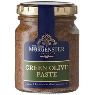 Morgenster, Pasta with Green Olives, 130 g