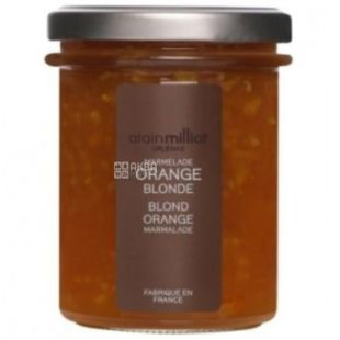 Alain Milliat, Мармелад апельсиновый, 230 г