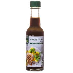 Bio Zentrale, Worcestershire Organic Sauce, 140 ml