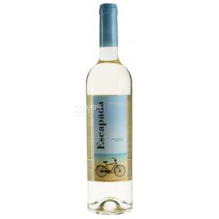 Casa Santos Lima, Escapada, Вино белое полусухое, 0,75 л