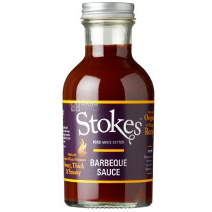Stokes Barbeque, Barbecue Sauce, 315 g