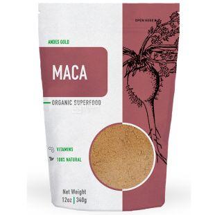Andes Alimentos & Bebidas, Organic Poppy Powder, 400 g