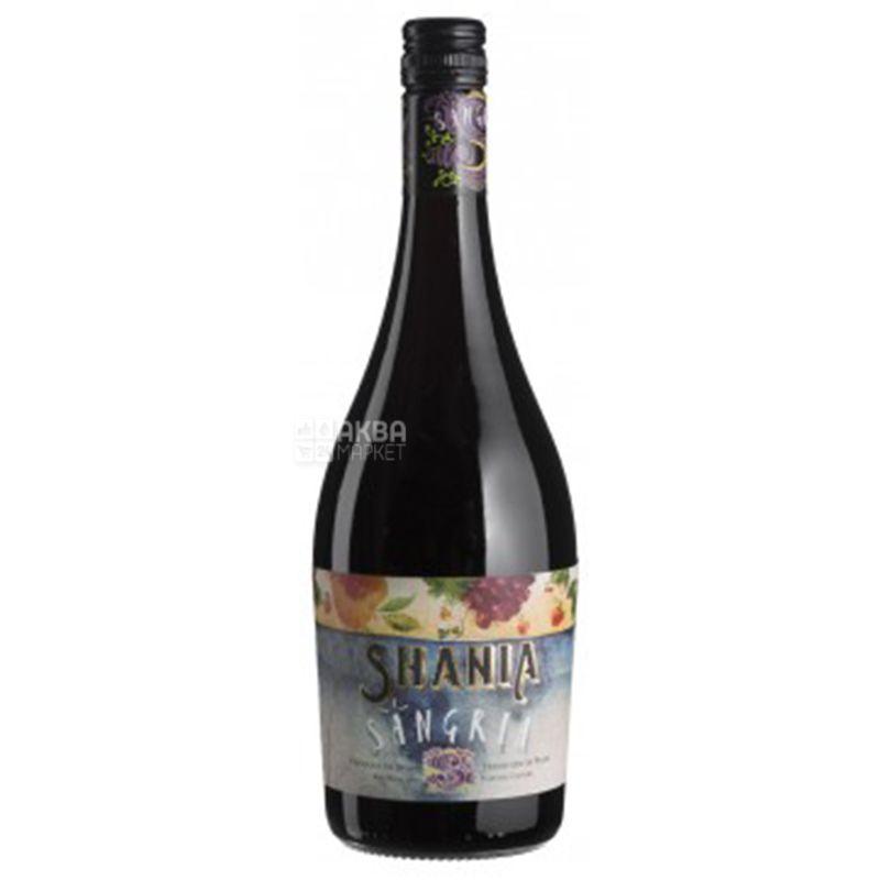 Bodegas Juan Gil Sangria Shania, Вино красное сладкое, 0,75 л
