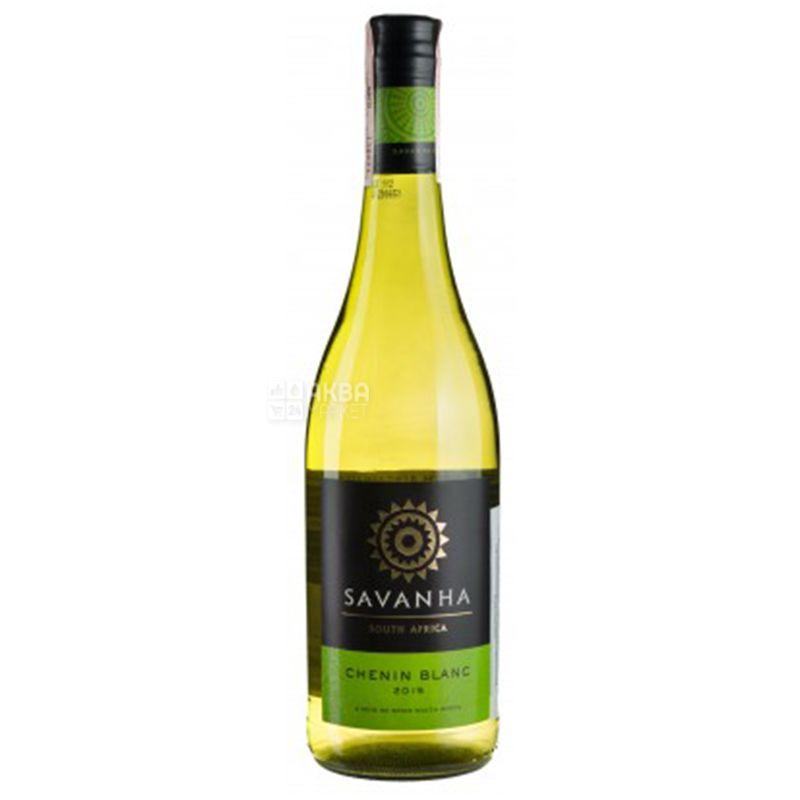 Chenin Blanc Savanha, Spier Wines, dry white wine, 0.75 l