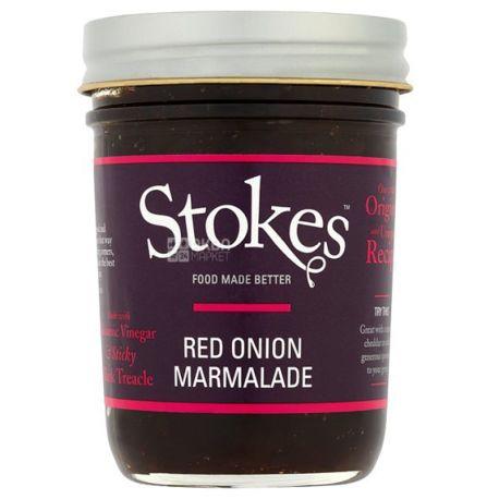 Stokes, Мармелад з червоної цибулі, 265 г
