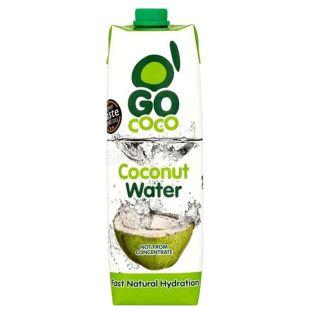 Go Coco, Кокосовая вода, 1 л