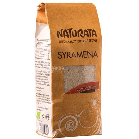 Naturata, Цукор тростинний Сірамена органічний, 500 г