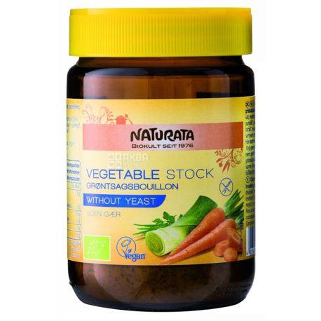 Naturata, Суміш для приготування овочевого супу без дріжджів, 200 г