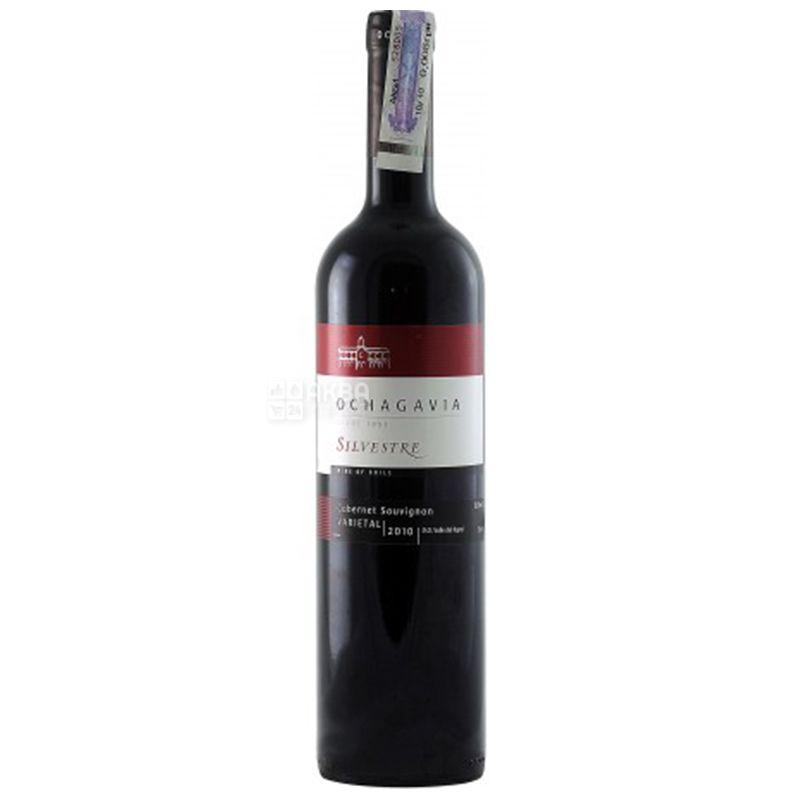 Ochagavia Cabernet Sauvignon Silvestre, Вино красное сухое, 0,75 л