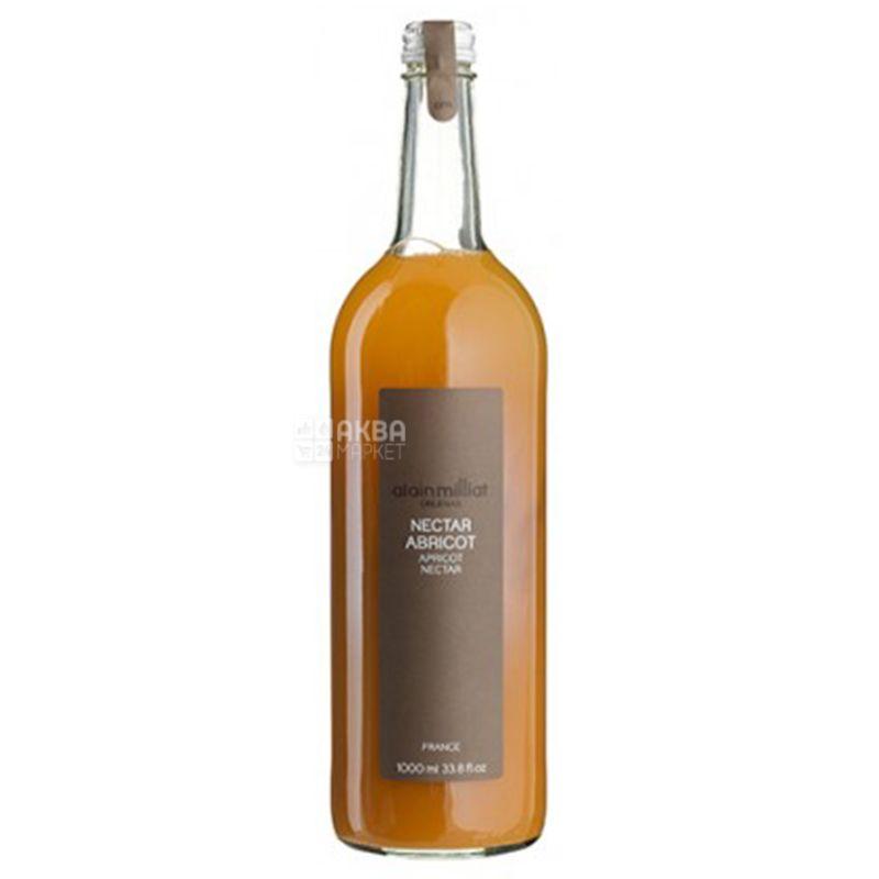 Alain Milliat, Nectar, Apricot, 1 L, Glass