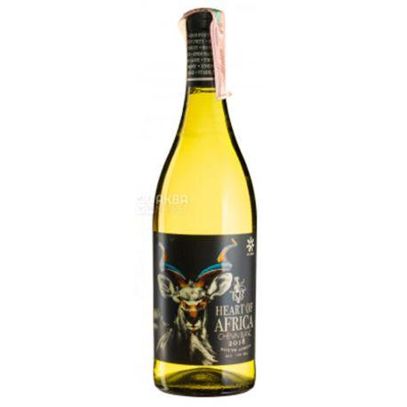 Heart of Africa Chenin Blanc, Вино белое сухое, 0,75 л
