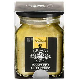 Urbani Tartufi, Mustard with truffle, 90 g