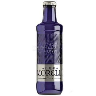 Acqua Morelli, Вода минеральная негазированная, 0,25 л, стекло