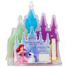 Markwins Disney Princess, Magic Ocean Lip Gloss, Kids, 5 Kinds