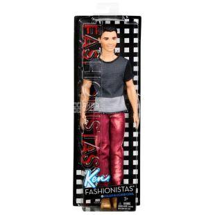 Barbie, Кукла Кен Модник, для детей от 3-х лет