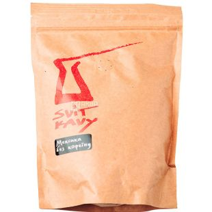 World of Coffee, Coffee, freshly fried without caffeine, Mexico, 250 g