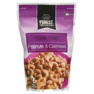 Forest Feast, Peanut & Cashew Blend in Honey Icing 250 g
