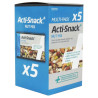 Acti-Snack, Суміш горіхів, 5х35 г