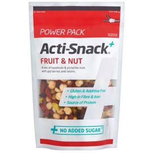 Acti-Snack, Смесь фруктово-ореховая, 200 г