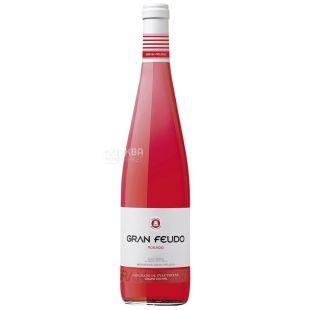 Gran Feudo Rosado Gran Feudo, Dry Rose Wine, 0.75 L