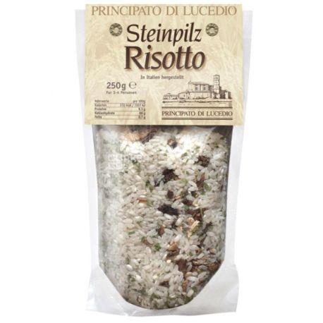 Principato di Lucedio, 250 г, Принципато ди Лючедио, Смесь для ризотто, рис с белыми грибами