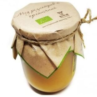 Ecorod, Honey Organic Herbs, 700g