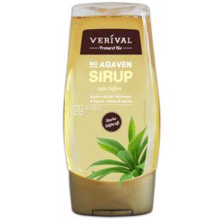 Verival, Сироп агави органічний, 250мл