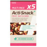 Acti-Snack, Смесь фруктов, орехов и семян сушеных, 5х35 г