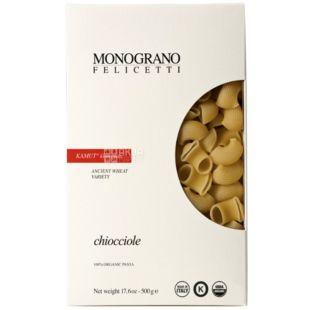Felicetti, Кіочолє з пшениці Камут Monograno, 500 г