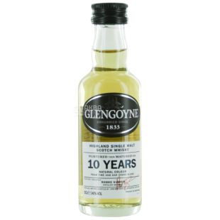 Glengoyne 10yo, Visby, 0,05 l