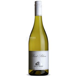 J.L.Wolf Pinot Blanc Villa Wolf, Вино белое сухое, 0,75 л