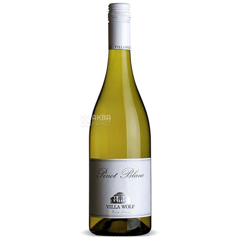 Villa Wolf,  Pinot Blanc, Вино белое сухое, 0,75 л