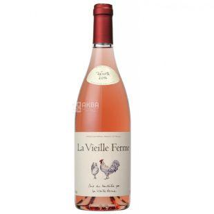 La Vieille Ferme Cotes du Luberon Rose, Вино розовое сухое, 0,75 л