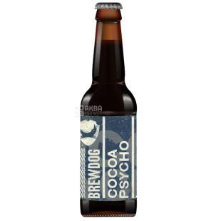 BrewDog, Пиво стаут, Cocoa Psycho, 0,33 л