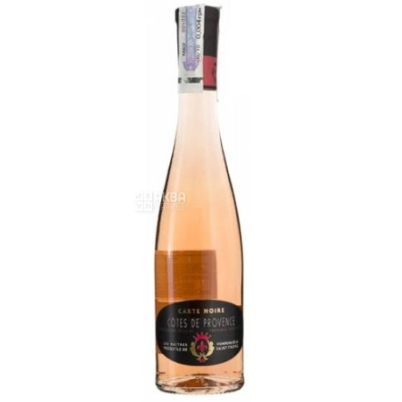 Saint Tropez, Carte Noire Rose, Вино розовое сухое, 0,375 л