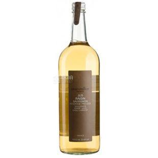 Alain Milliat, Jus de Raisin Sauvignion,1 л, Ален Миллиат, Сок Виноград белый сорта Совиньон, стекло