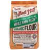 Flour confectionery wheat whole-grain organic, 1,361 kg, Bob's Red Mill
