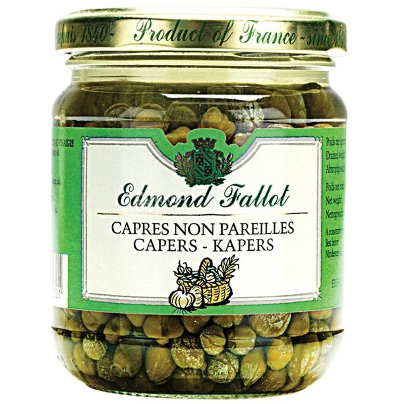 Edmond Fallot, Каперсы консервированные, 125 г